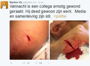 Tweet, Pro247, Rotterdam, SMWRdam, Politie, Nederland, Social