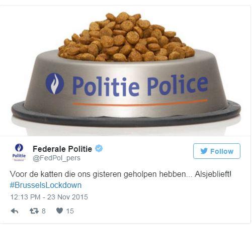 politiebedankt