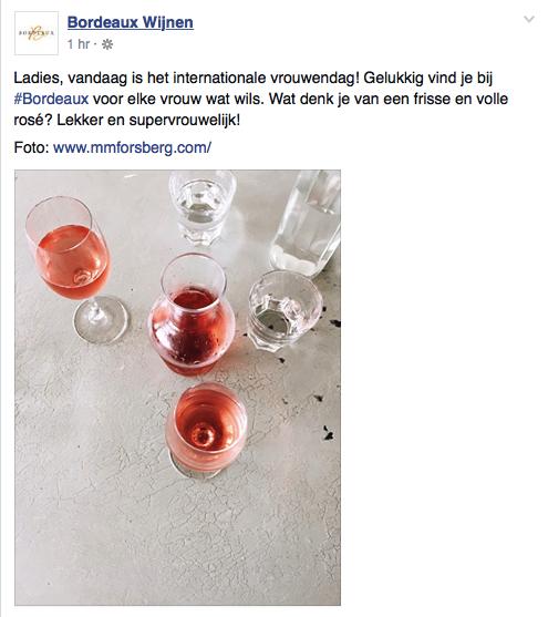vrouwendag cliché social media