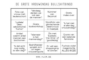 Vrouwendag_bullshitbingo