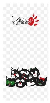 Kattenstoet Snapchat Geofilter 2