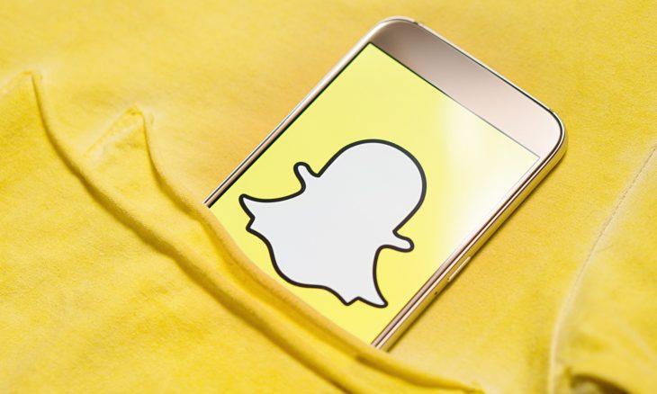 Snapchat in België 2018