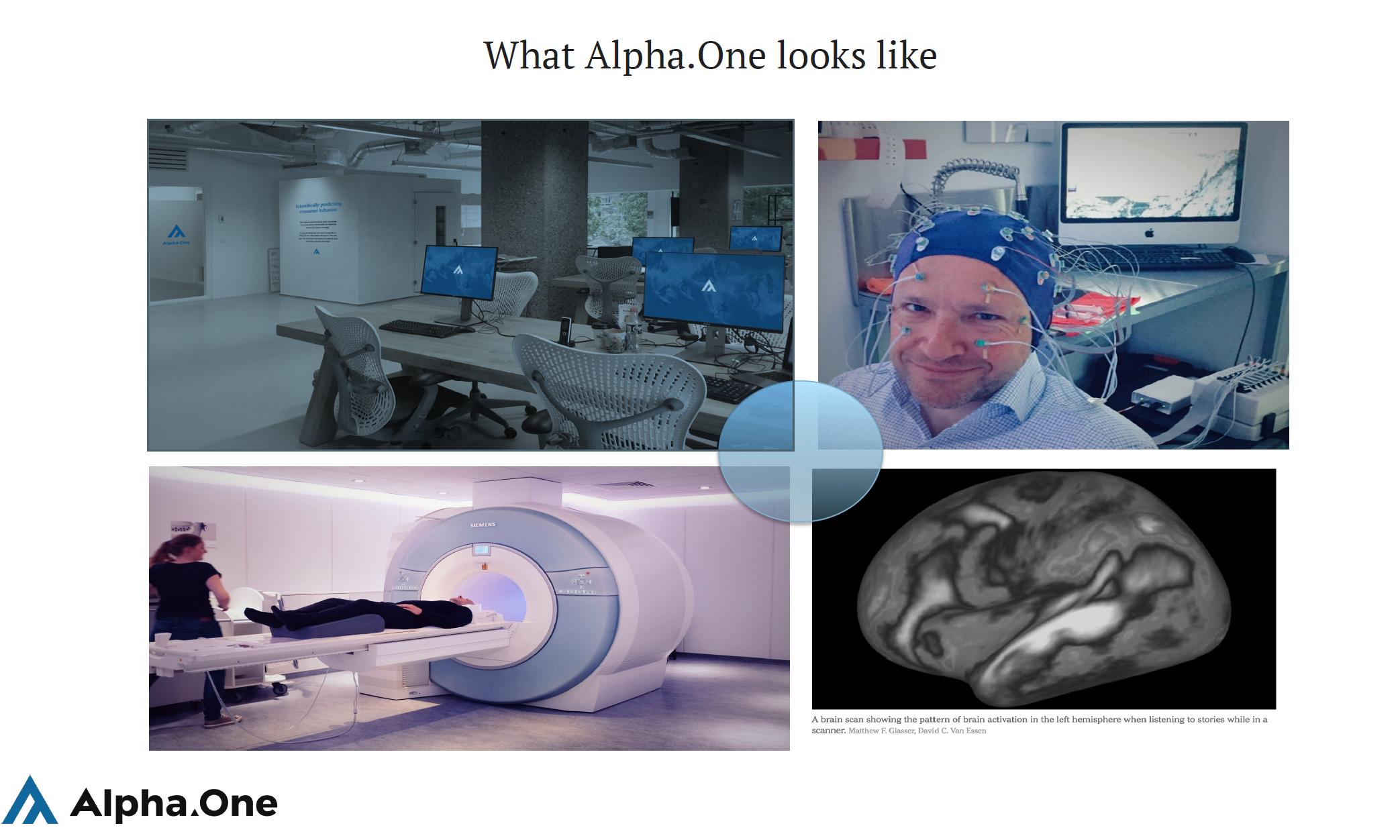 Alpha One - Video Hersenscan